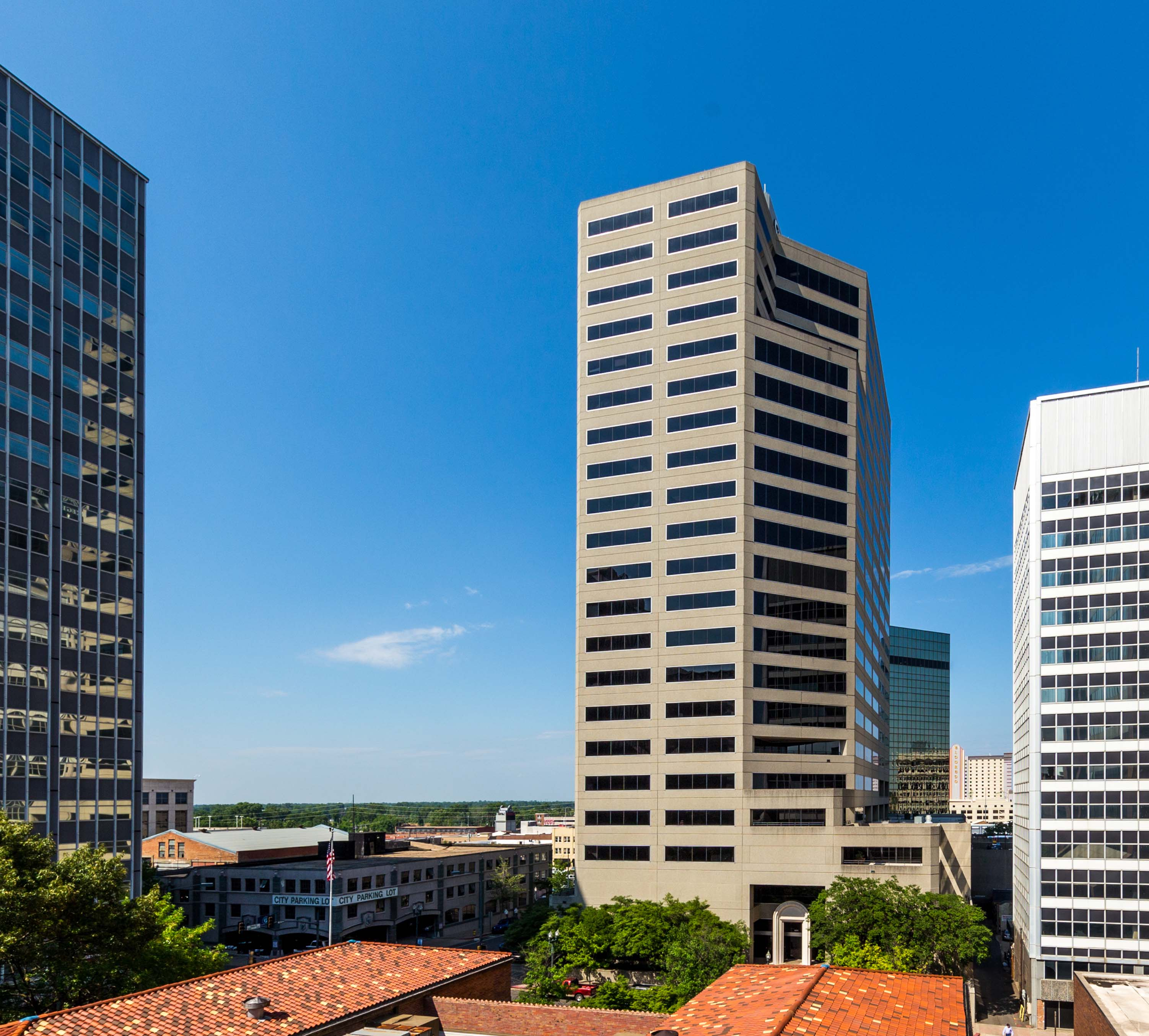 Premier office space with spectacular views